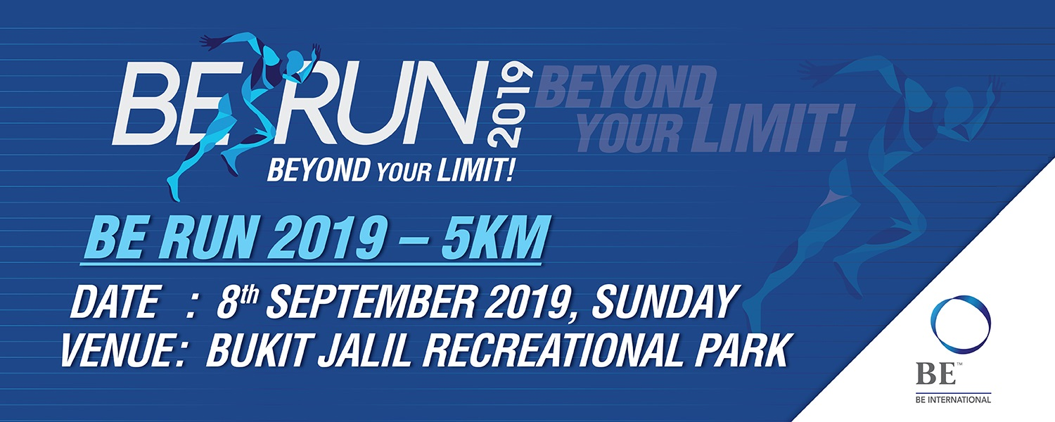 BE RUN 2019_Feature Image_1440px x 600px